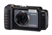 ricoh G700 GPS camera