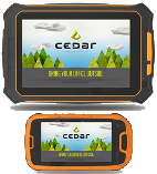 rugged android smartphone tablet gps gis