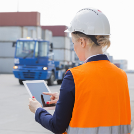 GeoJot+ mobile app for field asset inspection