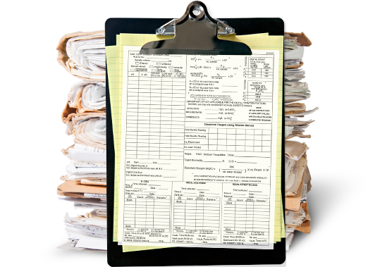 The GeoJot+ mobile data collection app eliminates errors from handwritten notes and manual data entry.