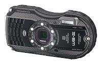Pentax GPS camera small
